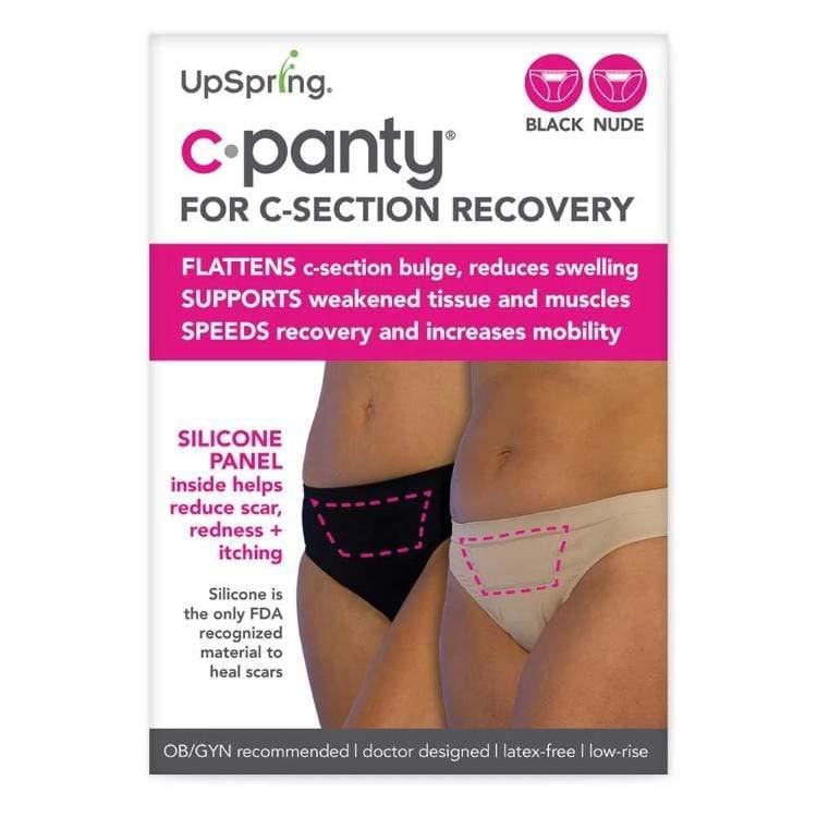 C-Panty Classic Waist (Pacote com 2 unidades)