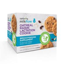 UpSpring Milkflow Fenugreek Oatmeal Raisin Lactation Cookie Mix