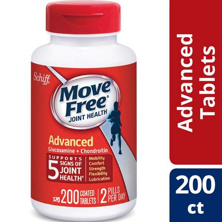 Move Free Advanced Glucosamine & Chondroitin Joint