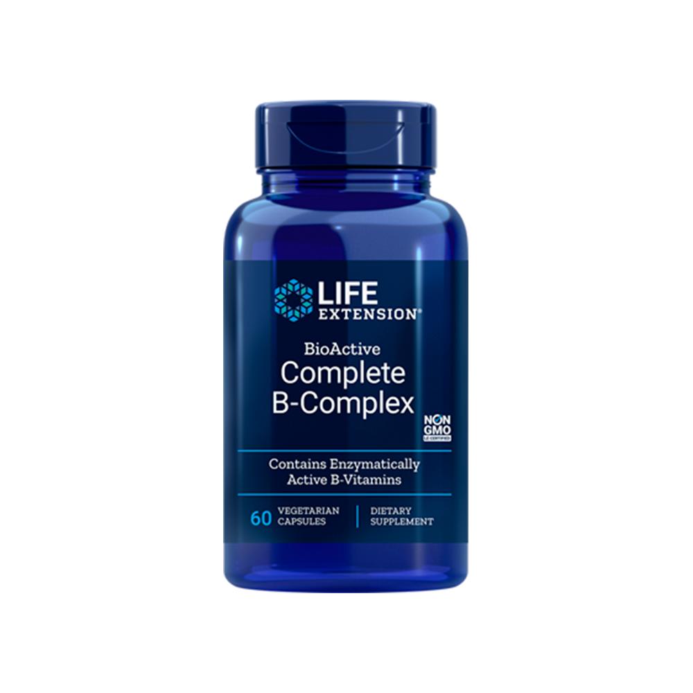 BioActive Complete B-Complex 60caps