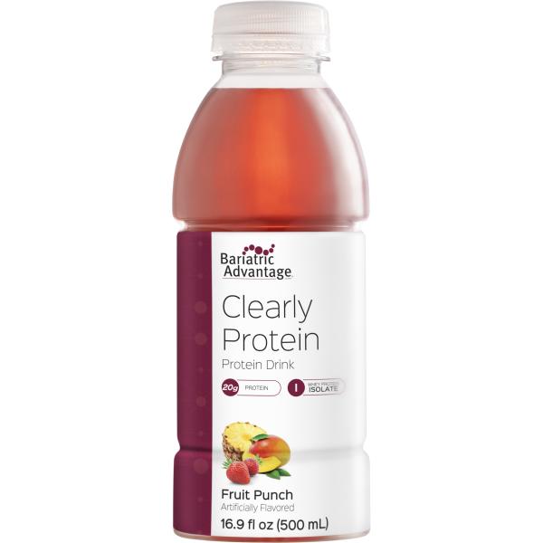 Clearly Protein (12 Garrafas de 500ml)