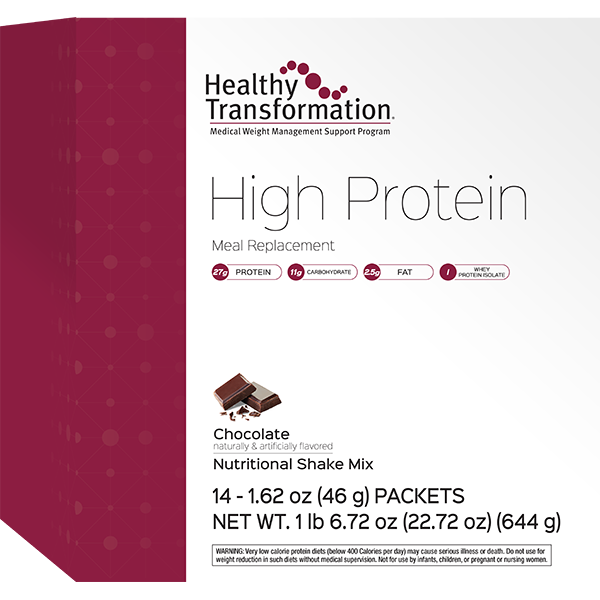 HT High Protein Meal Replacement (14 Porções)