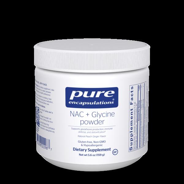 NAC + Glycine Powder