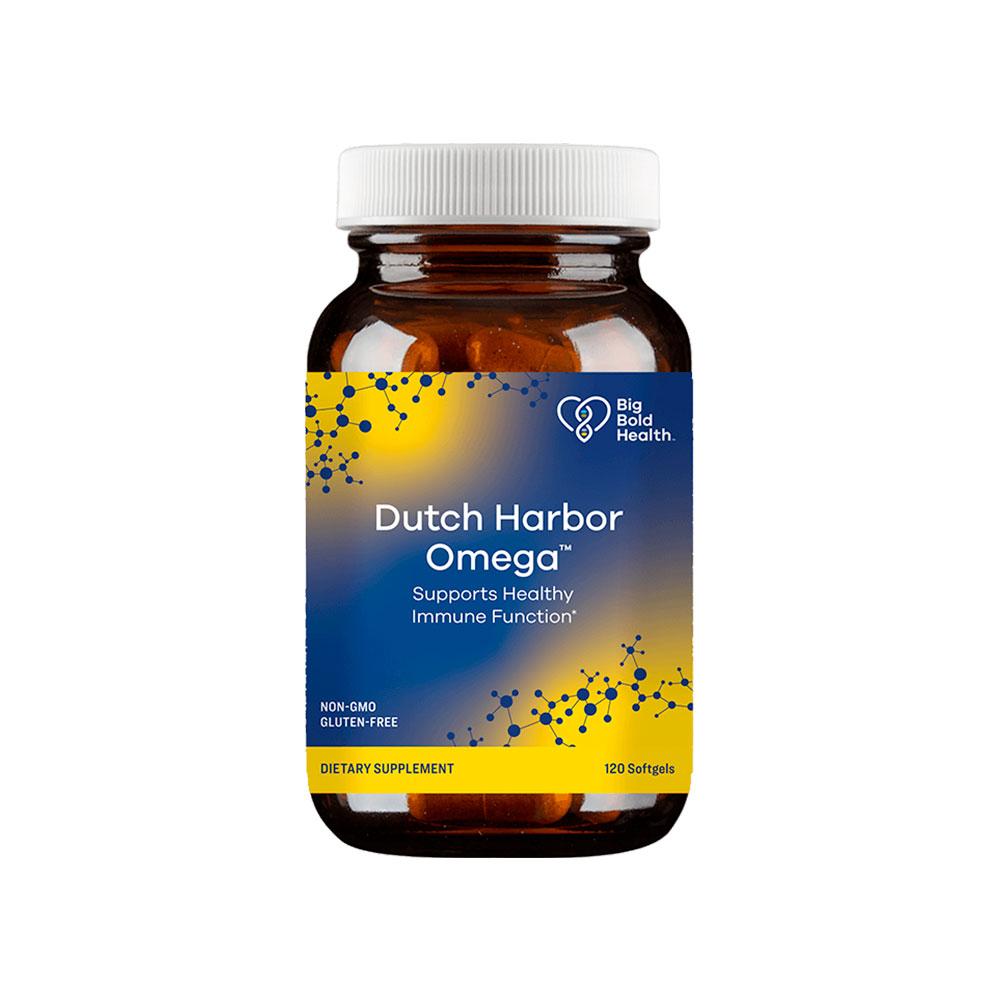 Dutch Harbor Omega™ Capsules