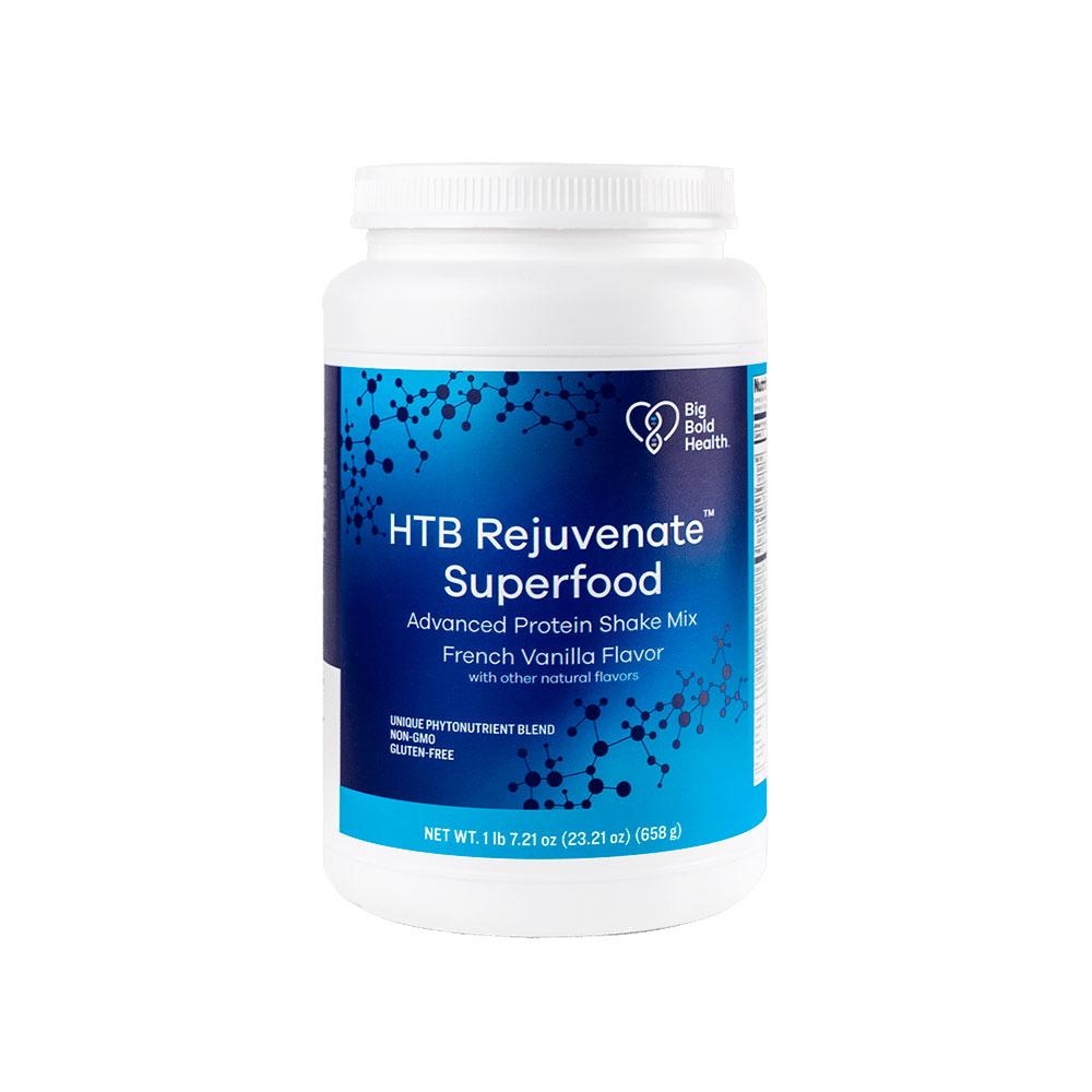 HTB Rejuvenate ™ Superfood Advanced Protein Shake Mix