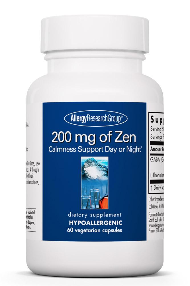 200 mg de zen