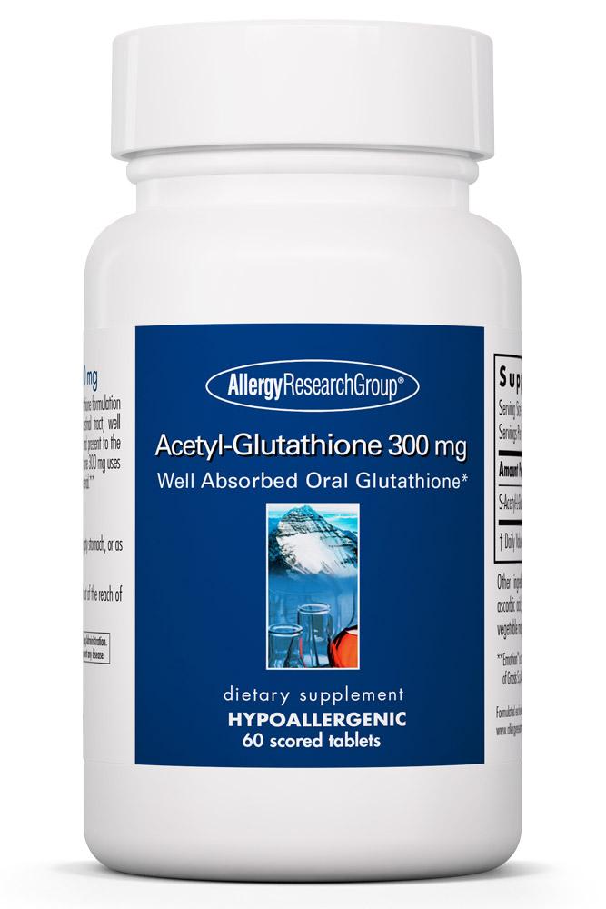 Acetyl-Glutathione 300 mg