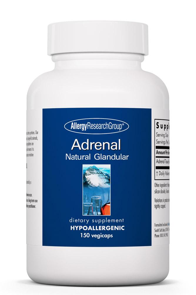 Adrenal Natural Glandular