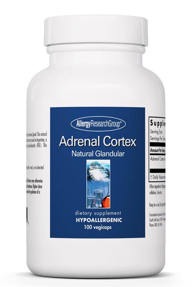 Adrenal Cortex Natural Glandul