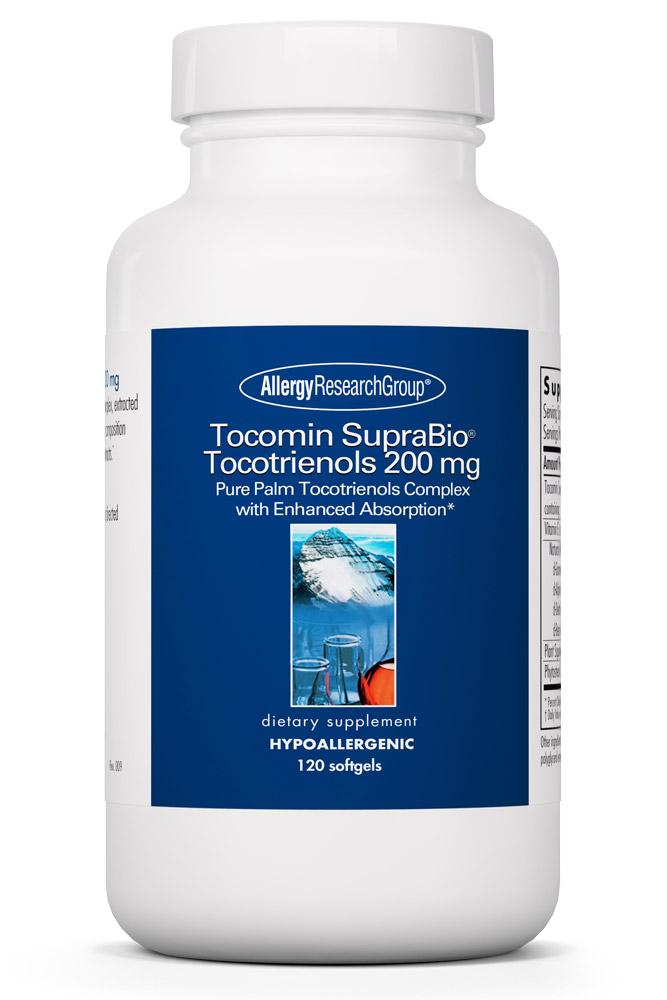 Tocomin SupraBio® Tocotrienols 200 mg