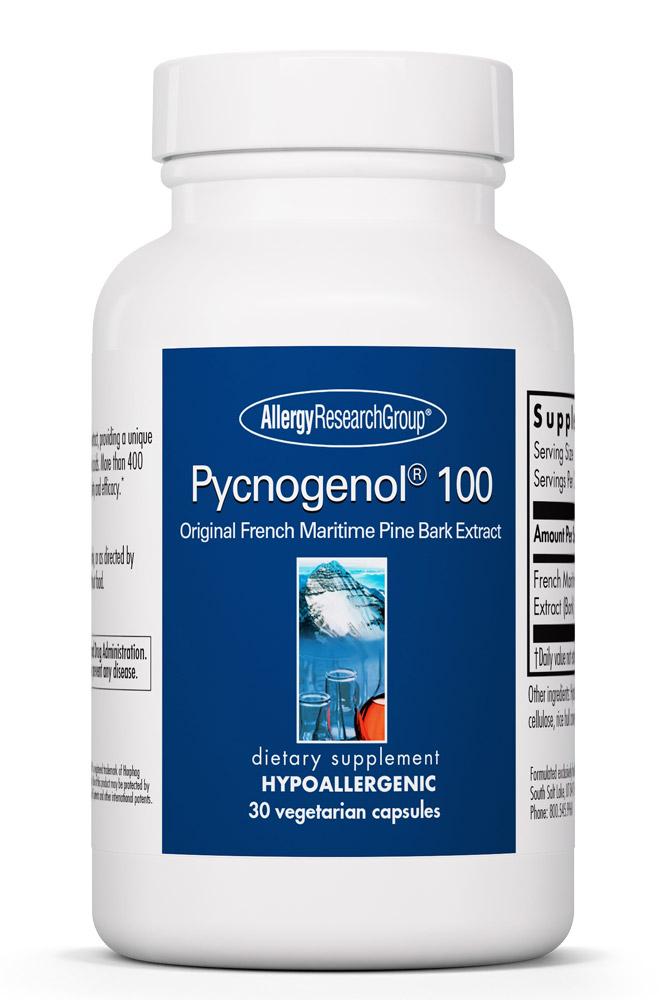 Pycnogenol® 100 - 30 Vegetarian Capsules