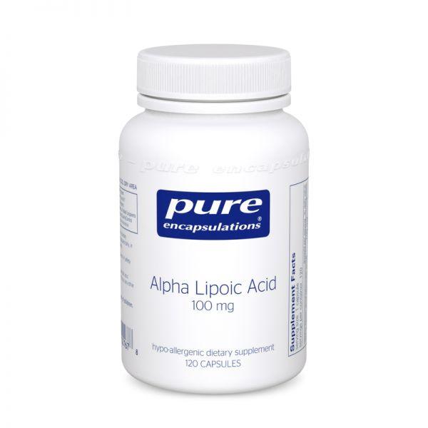 Alpha Lipoic Acid 100 mg