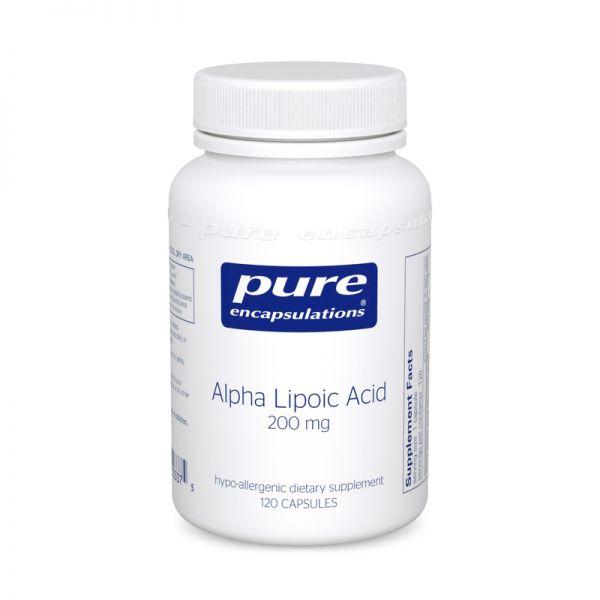 Alpha Lipoic Acid 200 mg