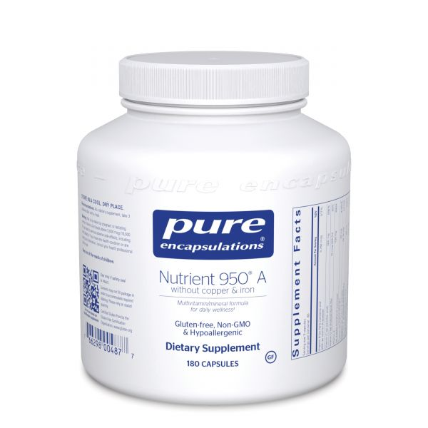 Nutrient 950® A without copper & iron