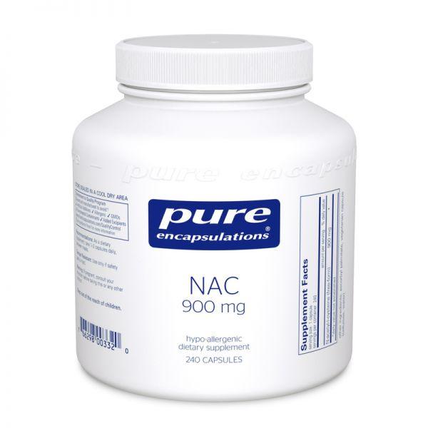 NAC (n-acetyl-l-cysteine) 900 mg