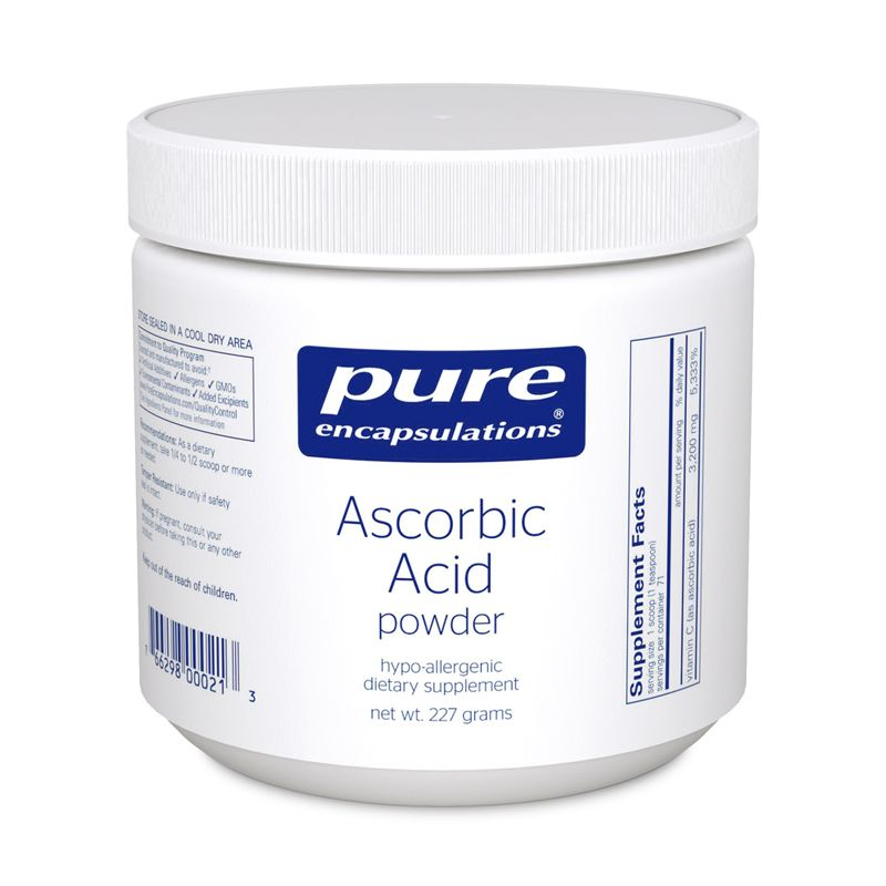 Ascorbic Acid Powder 227 g