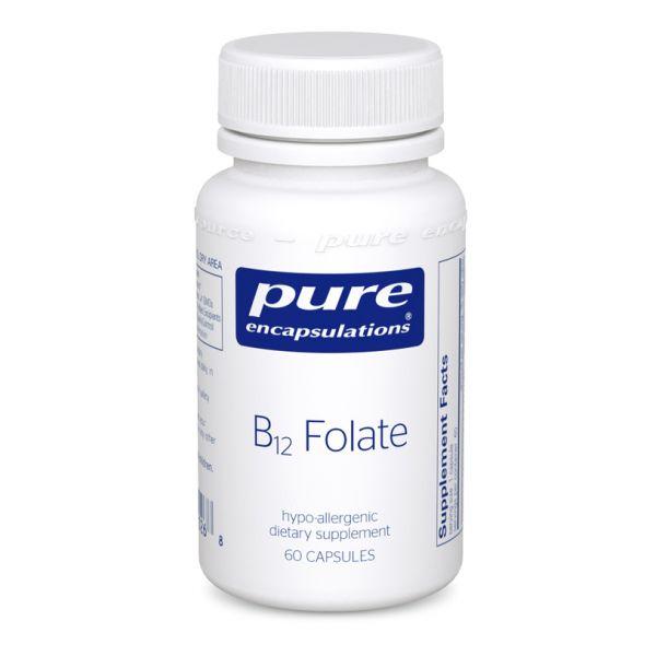 B12 Folate 60s