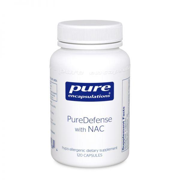 PureDefense w/NAC 120's