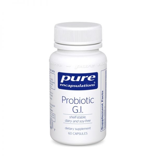 Probiotic G.I. 60's