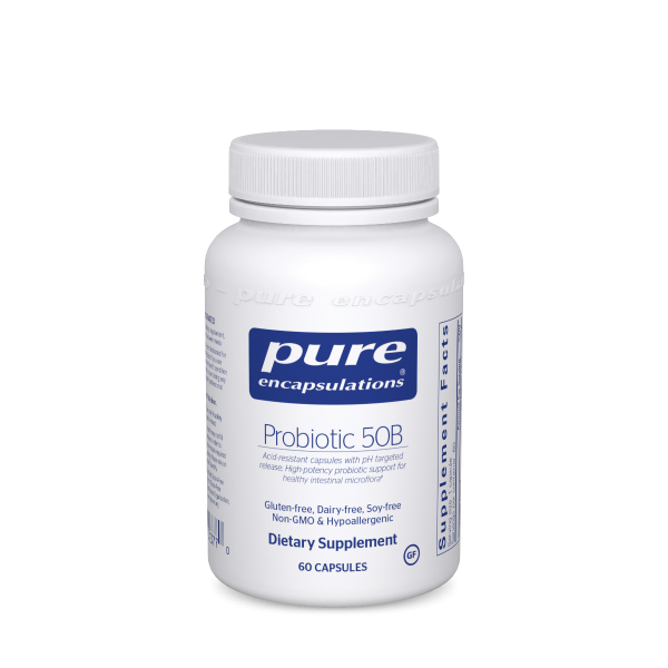 Probiotic 50B 60's