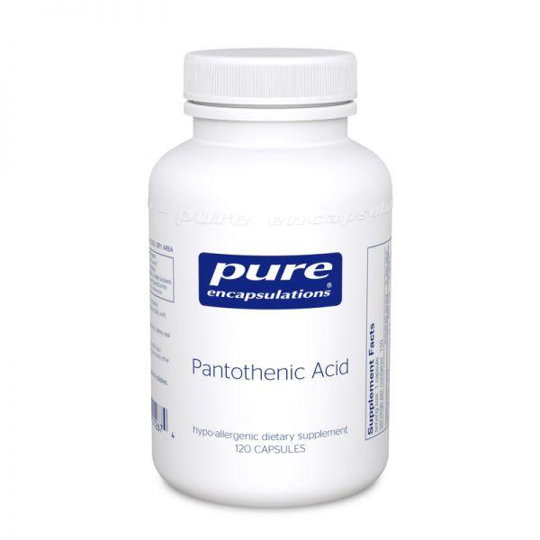 Pantothenic Acid 120's